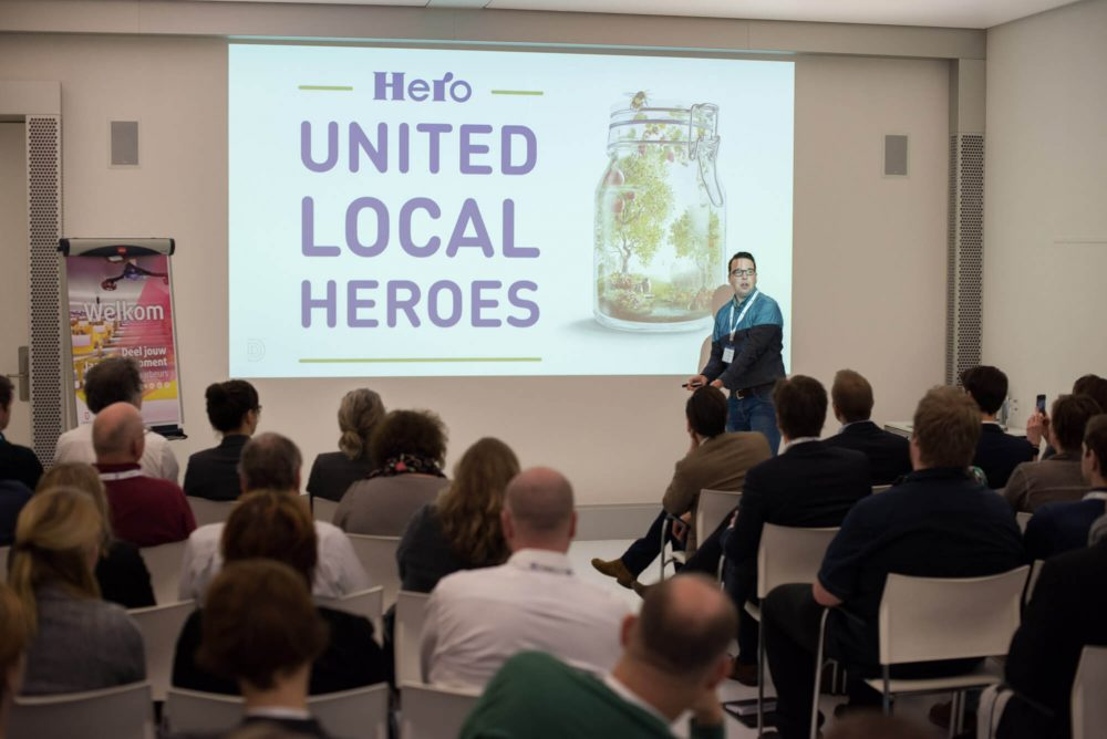 Hero Group Congres Intranet 2017
